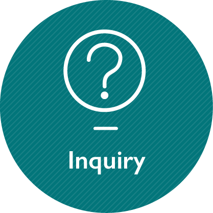 Inquiry, link on the same page