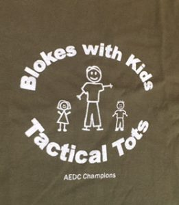 Blokes with Kids Tactical Tots image