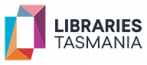 Libraries Tasmania Logo - Colour - DoE Website