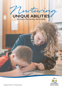 Nurturing Unique Abilities – Working in Partnership with Families (PDF, 3MB)