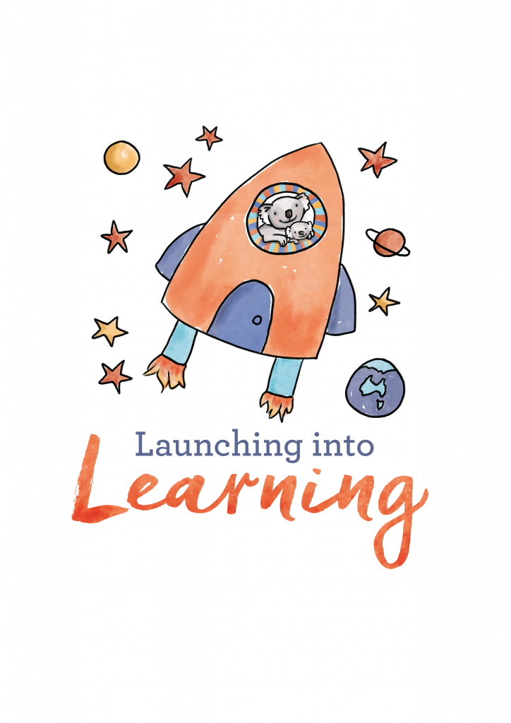 Launching into Learning device