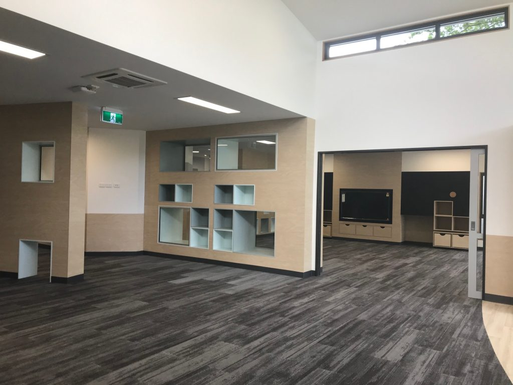 East Launceston kinder internal