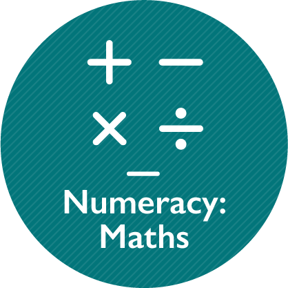 Numeracy, link on the same page