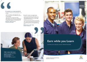 Australian School-based Apprenticeship (ASbA) - printable brochure